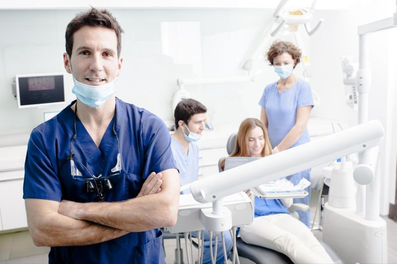 A dental practice can improve its credibility with an online presence